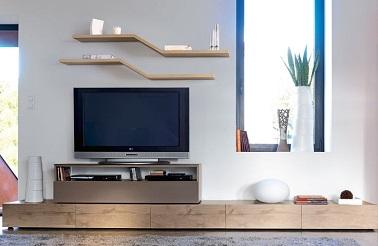 Toutes les tailles de tv disponibles pour faire votre for Meuble tv grande taille